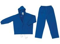 MCR 7032X2 Challenger .18mm PVC/Nylon Suit 2 PC BLUE