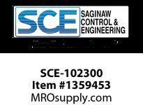 SCE-102300 Bolt Pack Subpanel 3/8 (8pcs)