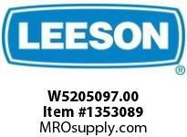 LEESON W5205097.00 RHMQ520-80-H-IEC71B5-25MM