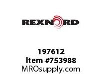 REXNORD 197612 730051540 5 HCB 40MM H7 BORE