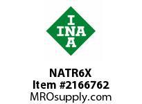 INA NATR6X Yoke type track roller