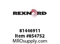 REXNORD 81446911 HT4706-15 F3 T7P SG3 N2 HT 4706-15^ WIDE CHAIN WITH F3 ATTA