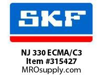 SKF-Bearing NJ 330 ECMA/C3