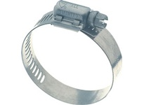 "BANDIT BANDIT WG1204 Worm Gear Clamp 304SS 1/2"" X 0.024"