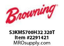 Browning S3KMS700H32 320T S3000 ASSY COMPONENTS
