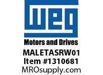 WEG MALETASRW01 SRW01 DEMOCASE Smart Relays