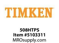 TIMKEN 508HTPS Split CRB Housed Unit Component
