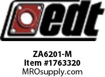EDT ZA6201-M SS RADIAL BALL BRG 450^F SOLID LUBE