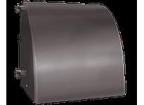 RAB WP1FCF32/PC2 WALLPACK 32W CFL QT HPF FULL CUTOFF LAMP + 277V PC BRONZE