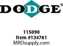 DODGE 115090 8C24.0-4040