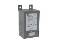 HPS C3F002KDS POTTED 3PH 2KVA 480-240D/120CT Commercial Encapsulated Distribution Transformers