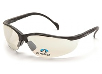 Pyramex SB1880R25 Black Frame/Indoor/Outdoor Mirror + 2.5 Lens