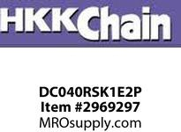 HKKDC040RSK1E2P AL-644 COT CONN LINK LEAF CHAIN C/L