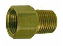 MRO 16123 3/8 X 1/4 THREADED SLEEVE X MIP