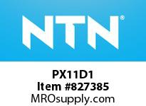NTN PX11D1 CAST HOUSING