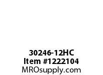 WireGuard 30246-12HC 30x24x6 NEMA TYPE 12
