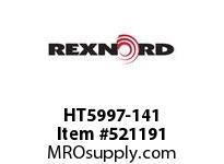 REXNORD HT5997-141 HT5997-141 143236