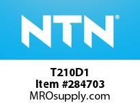 NTN T210D1 CAST HOUSINGS