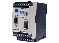 WEG SRW01-UCDE1E47 CONT UNIT DEVICE 24DC EARTH Smart Relays