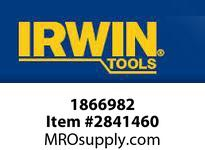 IRWIN 1866982 FD INSERT BIT 10PC POCKET SET TORX
