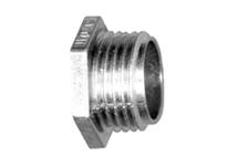 Bridgeport 1105-DCI 1 1/4 conduit DC nipple insluated