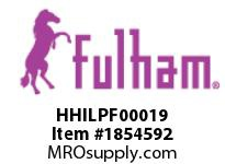 Fulham HHILPF00019 HighHorse Induction - High Performance Reflector