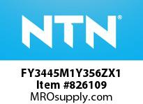 NTN FY3445M1Y356ZX1 Plummer Blocks