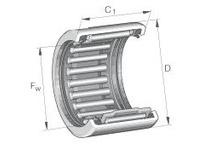 INA SCE610 Drawn cup needle bearing