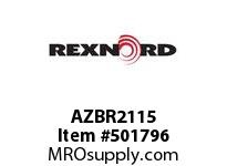AZBR2115 FLANGE CARTRIDGE BLK W/ND 135918