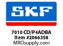 SKF-Bearing 7010 CD/P4ADBA