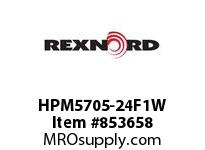 REXNORD HPM5705-24F1W HPM5705-24 1F60 ACTROD CONTACT PLANT FOR ACCURATE DESCRIPT