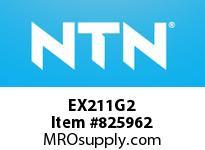 NTN EX211G2 Insert bearing