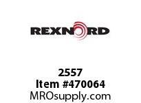 REXNORD 6784253 2557 100.SN.HUB CB PLTZN