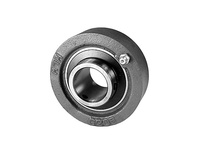 PTI HLW211-32U CYLINDRICAL BEARING UNIT-2 HLW 200 SILVER SERIES - NORMAL DUTY