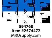 SKFSEAL 594768 LARGE DIAMETER SEAL