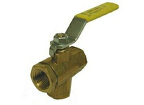 MRO 940123 1/2IPS 3-WAY BALL VALVE