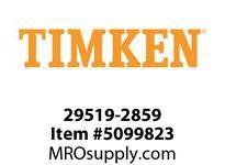 TIMKEN 29519-2859 Bearing Isolators