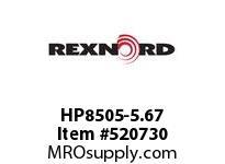 REXNORD HP8505-5.67 HP8505-5.66 143561