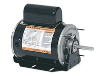 CHC144A .25HP, 1725RPM, 1PH, 60HZ, 48Z, 3411C, TEAO, F1