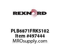 PLB6871FRK5102 HOUSING PLB6871FRK51-02 5898915