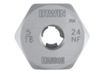 """IRWIN 4935024 1/4""""-20NC 1"""" Solid Hex HCS Self Al"""
