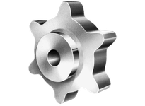Linn-Gear C132C9 FLAME CUT SPROCKET  H1