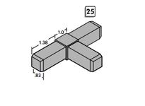 System Plast FT-25-PA-JT3-GR FT-25-PA-JT3-GR