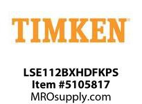 TIMKEN LSE112BXHDFKPS Split CRB Housed Unit Assembly