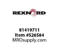 REXNORD 81419711 HP7956TAB-24 144741
