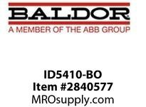 BALDOR ID5410-BO 10HP 460V 3PH NEMA 4X INVERTER (BLACK :