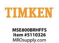 TIMKEN MSE800BRHFFS Split CRB Housed Unit Assembly