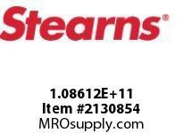 STEARNS 108612102001 BRK-TACH MTGTHRU SHCL H 127503