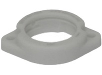 EDT PA2GD7-1-1/8 POLY-ROUND SOLUTION(R) FLANGE