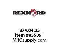 REXNORD 874.04.25 FGP500-1360MM XLG 2XPT XLG500 1360MM WIDE FLUSH GRID MATTO